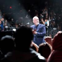 Billy Joel in concert April 2014