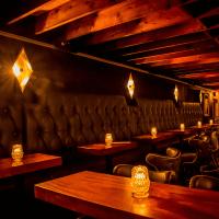 Stay Gold Austin bar interior stage 2015