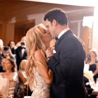 Houston, Chita Johnson wedding, June 2016, first dance