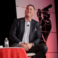 Lance Berkman at Young Life Gala