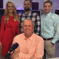 Sean Salisbury, Brian Barrett, Robin Carlin, Adam Sager - CROPPED PHOTO