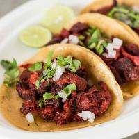 Trompo Dallas, tacos