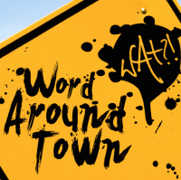 Word Around Town Poetry Tour 2014