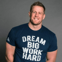 Houston, 5th annual JJ Watt Charity Classic, May 2017, J.J. Watt