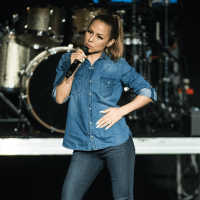 Moontower Comedy and Oddity Festival 2016 Anjelah Johnson Bon Qui Qui