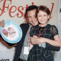 Risotto Festival Rocco DiSpirito with Scarlett