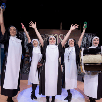 The City Theatre Austin presents <i>Nunsense</i>