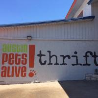 Austin Pets Alive Thrift Store