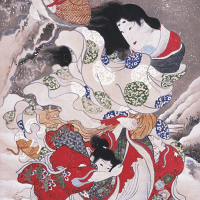 Crow Collection of Asian Art presents Styled with Poise: Figures in Japanese Paintings and Prints