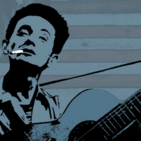 Stages Repertory Theatre presents <i>Woody Sez: The Life and Music of Woody Guthrie</i>
