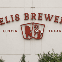Celis Brewery sign