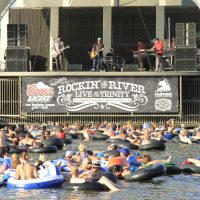 Rockin' the River at Panther Island Pavilion