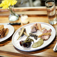 Charcuterie at Restaurant Gwendolyn