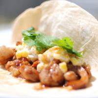 Be More Pacific Filipino Kitchen and Bar taco