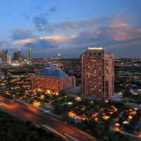 Hilton Anatole in Dallas