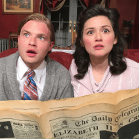 The City Theatre Austin presents <i>The Mousetrap</i>