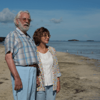 Donald Sutherland and Helen Mirren in The Leisure Seeker