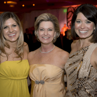 Molly Thompson, Carla Thompson, Kate Thompson, cliburn gala