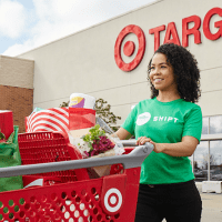 Target Shipt delivery