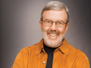 film critic Leonard Maltin May 2013