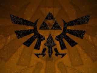 Legend of Zelda symphony of the goddesses Triforce