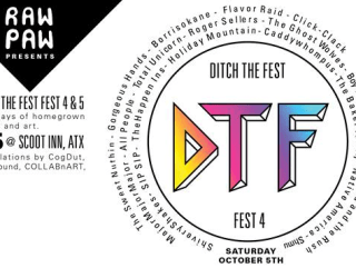 Ditch the Fest Fest 4 and 5 banner