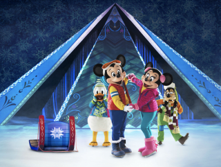 Disney on Ice presents Reach for the Stars