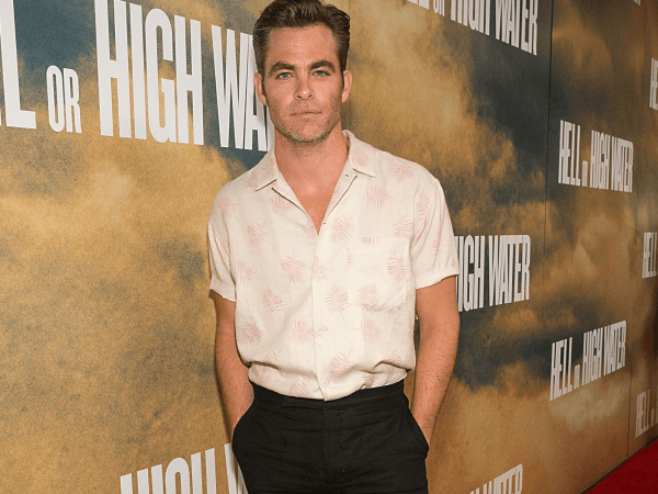 Hell or High Water Austin premiere Alamo Drafthouse red carpet Chris Pine