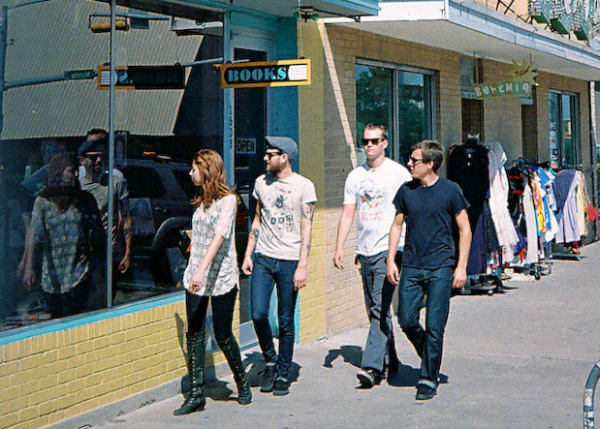 Austin Photo Set: News_Ramona Flume_South Congress Books_October 2011_exterior