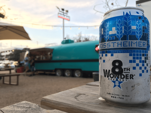 8th Wonder Brewery Weisstheimer