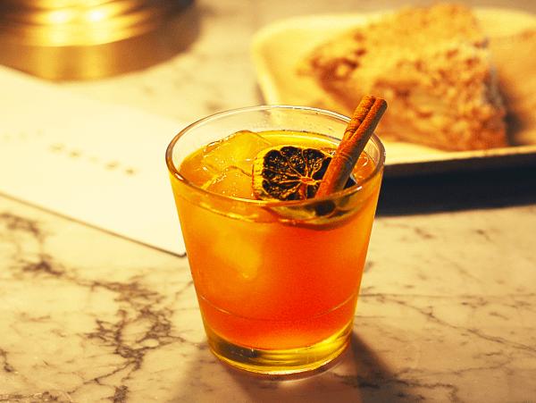 AFS Cinema Bickle cocktail