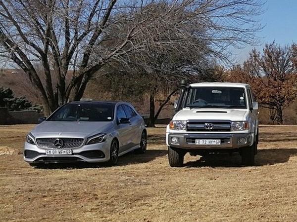 Luxury Cars and SUVs