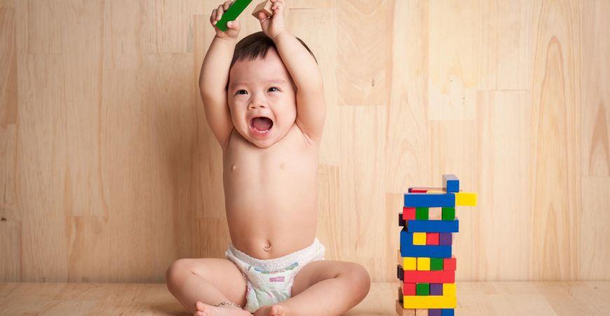 Brain development activities for babies