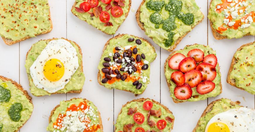 Quick Healthy Lunch Ideas