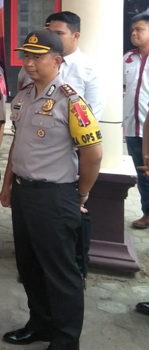 Tiga Anggota Sat POLPP Mendekam Di Polres Lampung Tengah
