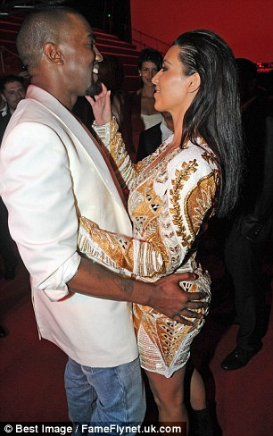Kanye west picture of kim