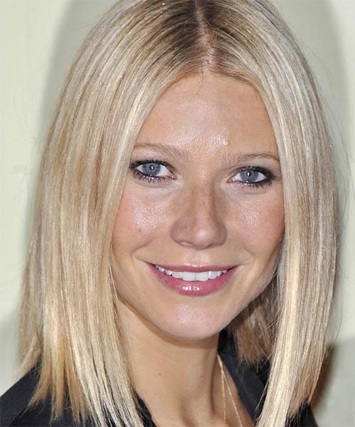 Gwyneth paltrow hairstyles bob