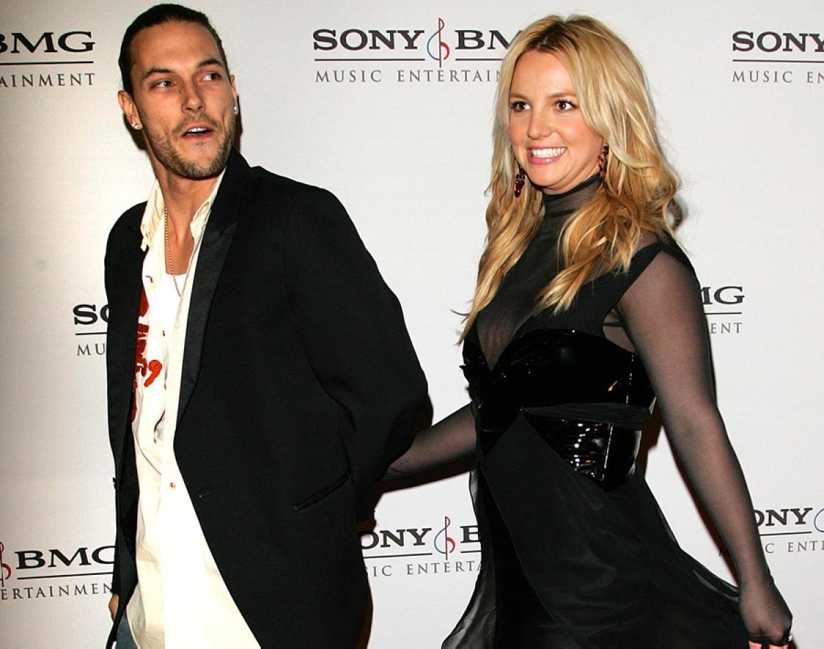 Britney and kevin federline divorce