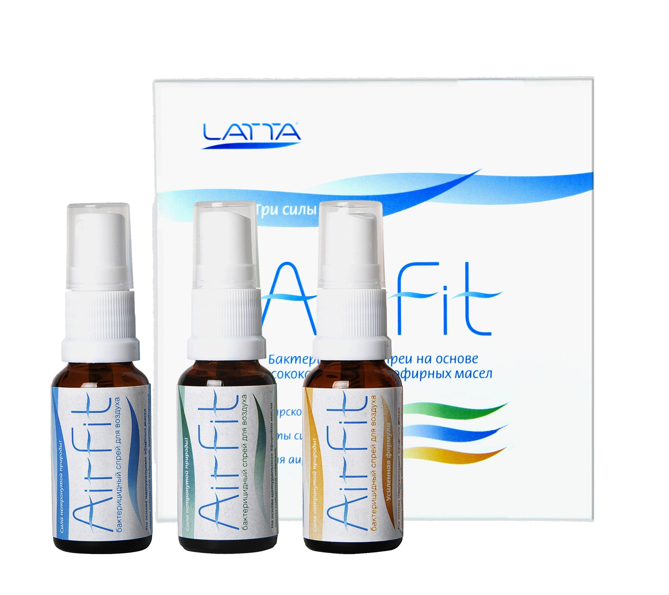 Airfit бактерицидный спрей отзывы