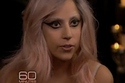 Lady gaga 60 minutes interview with anderson cooper
