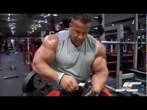Download jay cutler workout video