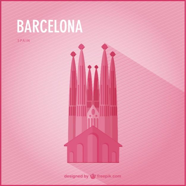 Pink barcelona