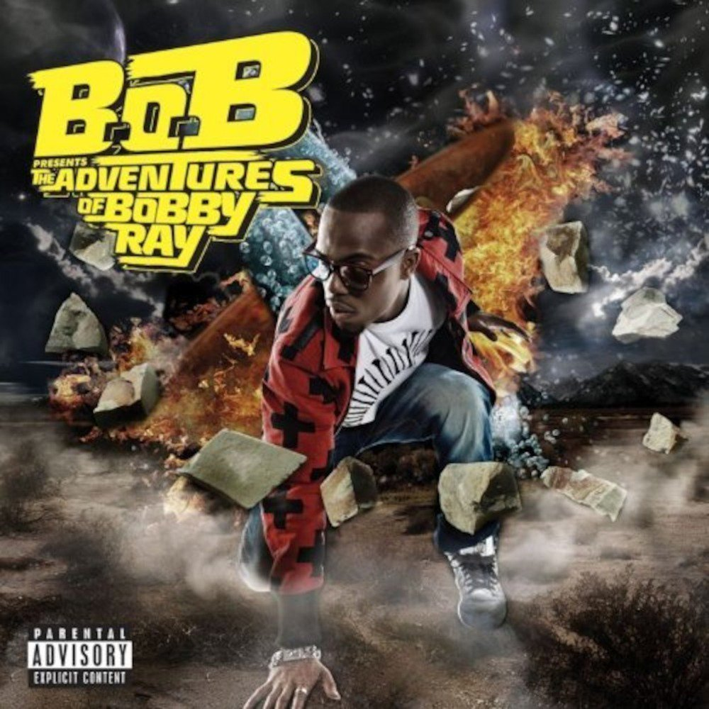 B.o.b.feat.eminem airplanes lyrics