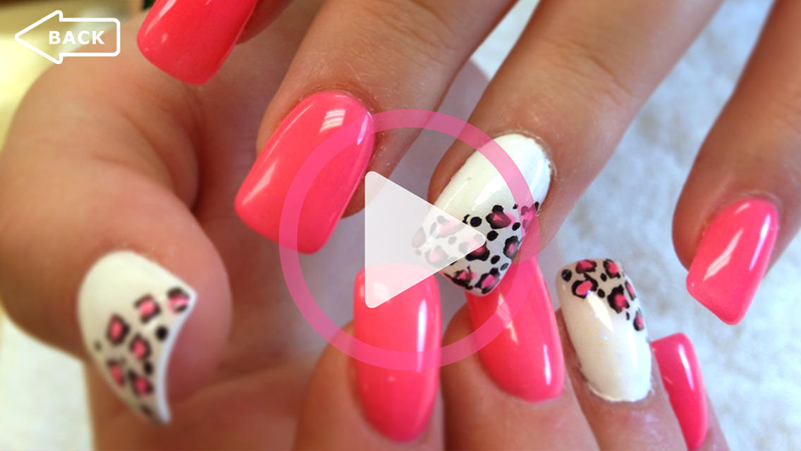 Nails designs videos
