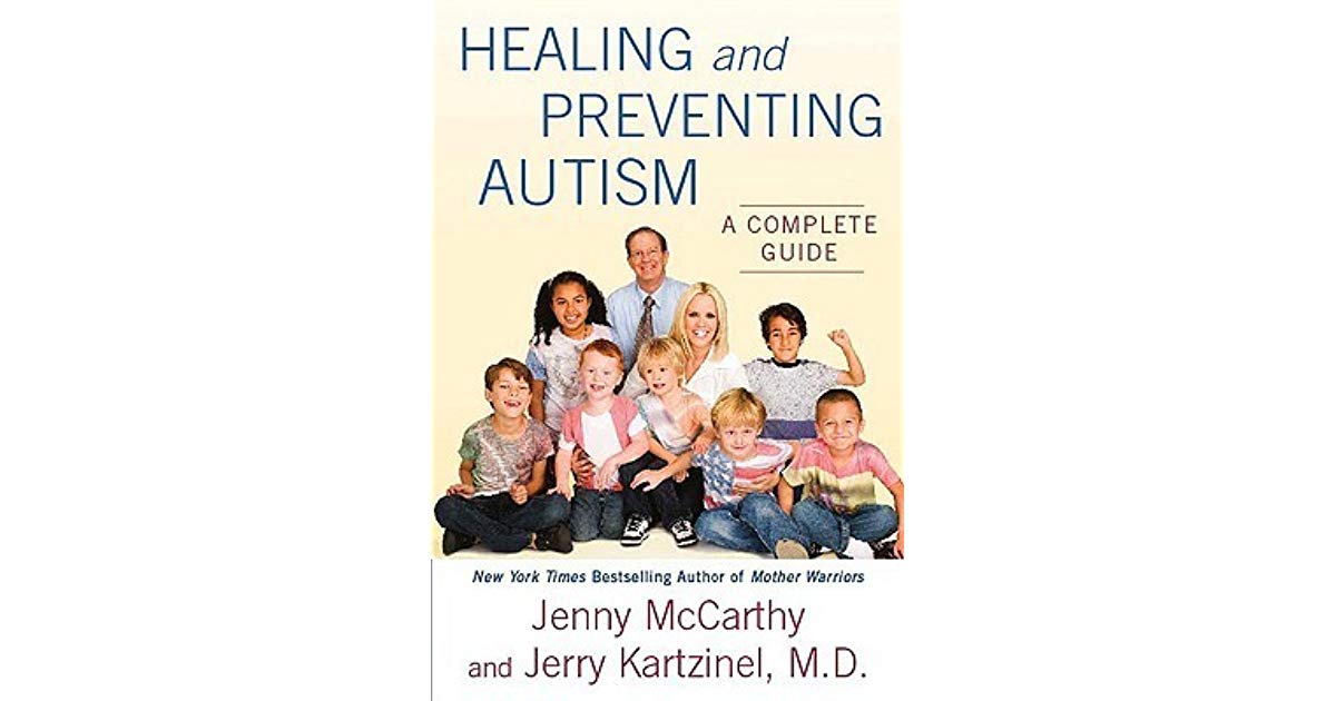 Jenny mccarthy autism diet book