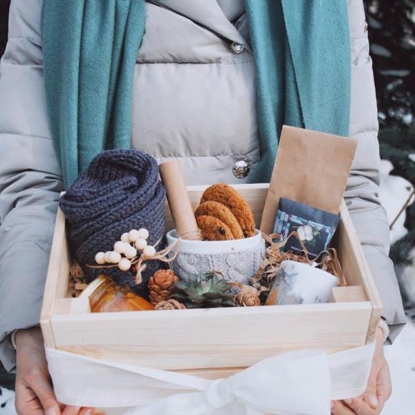 Подарочные корзины Дании Поникаровой