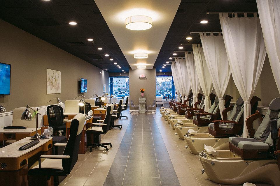 Nails salon and spa