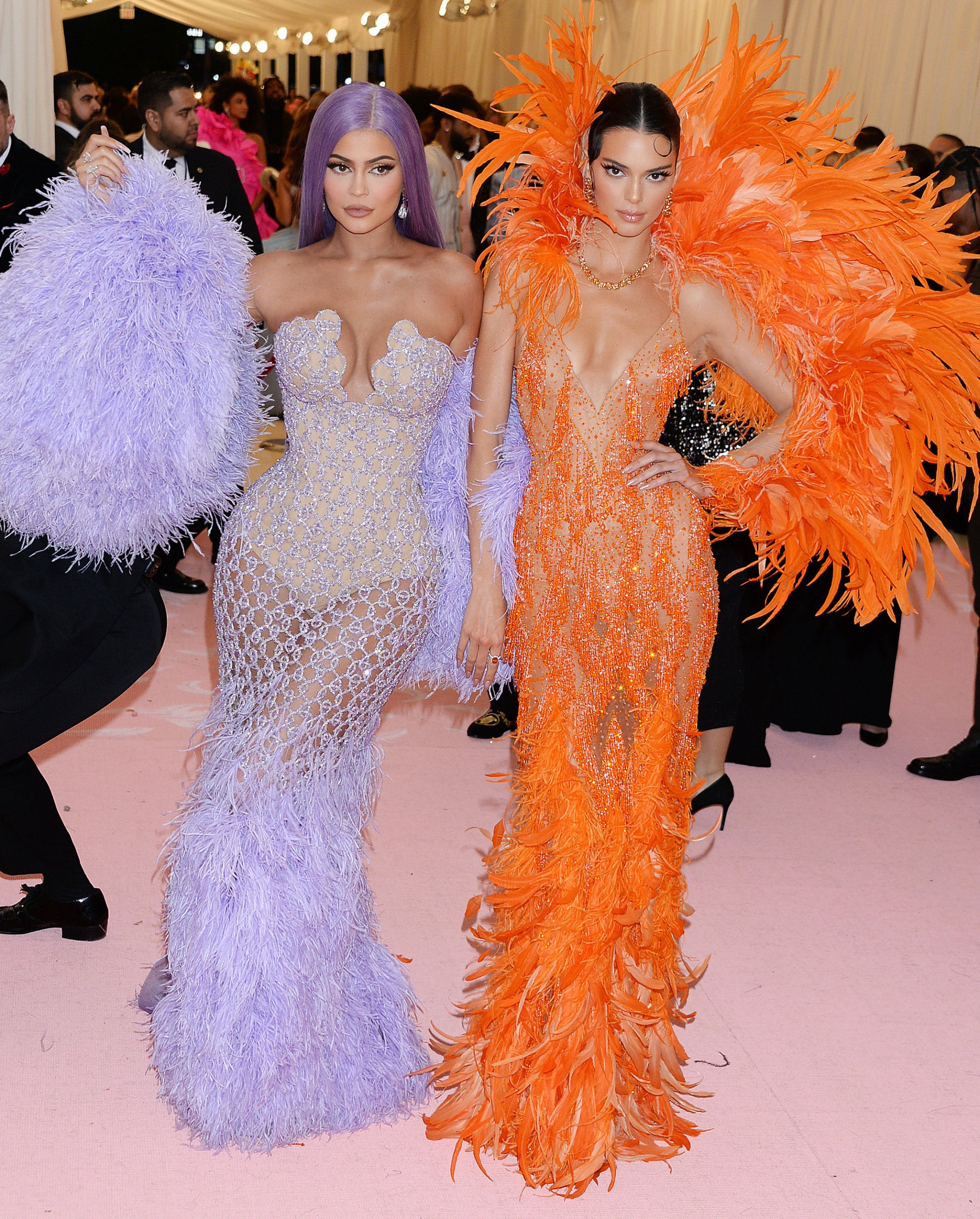 Kylie and kendall jenner fashion