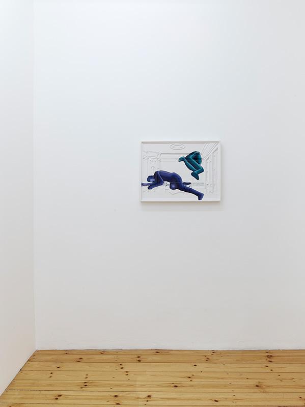 """Miriam Visaczki """"Bunte Steine"""", 2014"""
