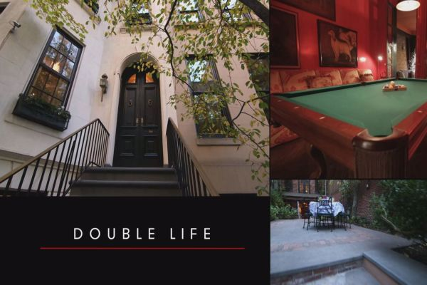 Madonna new townhouse